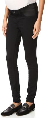J Brand Mama J Super Skinny Maternity Jeans $198 thestylecure.com
