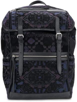 Etro Carpet Jacquard backpack