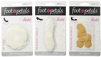 Foot Petals Women's Wedding Day Collection Insole