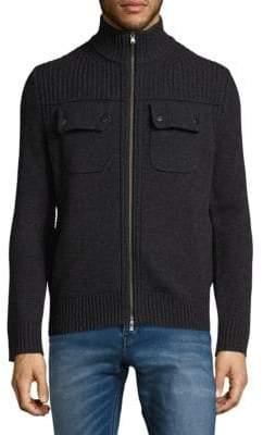 Saks Fifth Avenue Rib-Knit Turtleneck Sweater