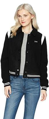 Obey Junior's Campbell Varisty Jacket