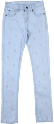 Little Eleven Paris Denim pants - Item 42649038WH