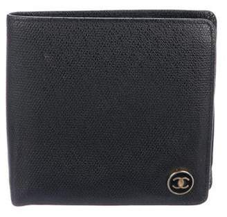 Chanel Sevruga Bifold Wallet