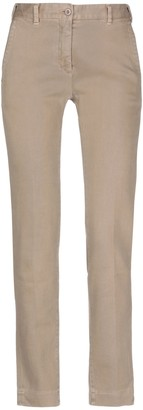 Incotex Red Casual pants - Item 13300149HO