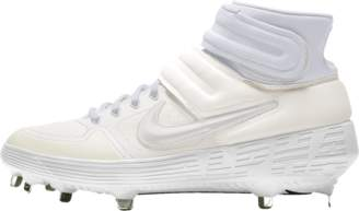 5dcc1c0a3cbe Nike Alpha Huarache Elite Mid Premium By You Baseball Cleat