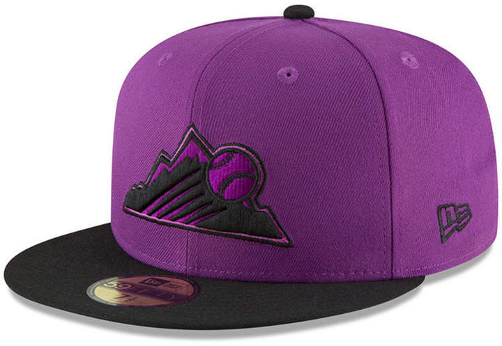 New Era Boys' Colorado Rockies Players Weekend 59FIFTY Fitted Cap