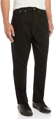 Han Kjobenhavn Black Drop Crotch Jeans