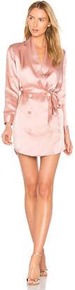 Michelle Mason Belted Dress