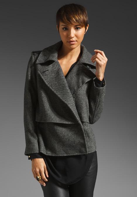 By Malene Birger Febiola Tweed Jacket