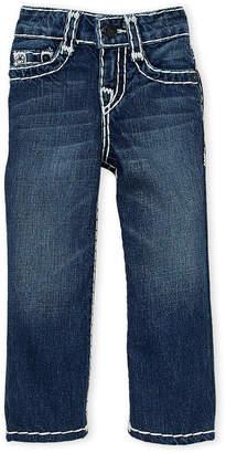 True Religion Toddler Boys) Ricky Straight Leg Jeans