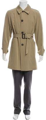 Giorgio Armani Belted Trench Coat w/ Tags