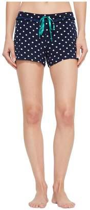 PJ Salvage Soul Mates Polka Dot Shorts Women's Shorts