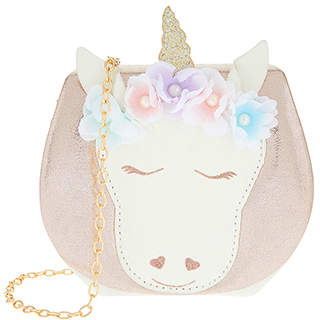 Monsoon Izzy The Magical Unicorn Bag