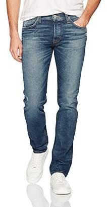 Hudson Men's Gray Agender Jeans