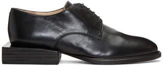 Jacquemus Black Les Chaussures Clown Derbys