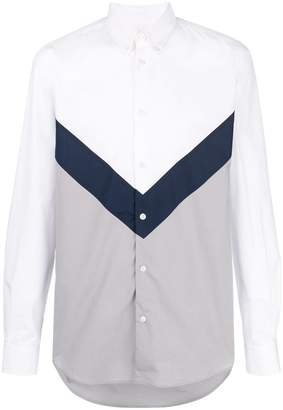 Stella McCartney Riley V motif shirt