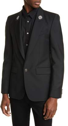 Givenchy Sun Embroidered Blazer