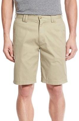 Men's Tori Richard 'Carmel' Trim Fit Stretch Twill Shorts $79.50 thestylecure.com