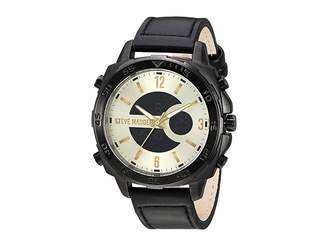 Steve Madden SMW092G-BK Watches