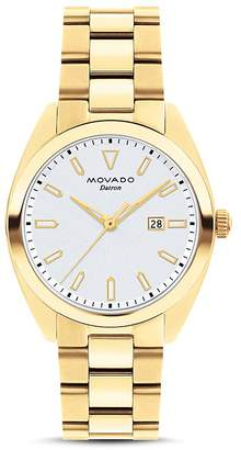 Movado Heritage Datron Watch, 31mm