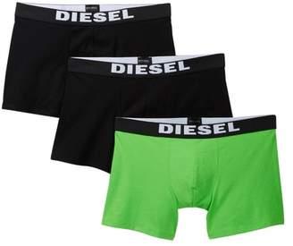 Diesel Sebastian Boxer Briefs - Pack of 3