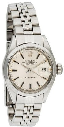Rolex Date Watch $1,795 thestylecure.com