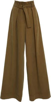Ulla Johnson Rhodes High Waisted Trouser