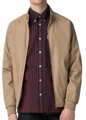 Ben Sherman Core Harrington Cotton Jacket