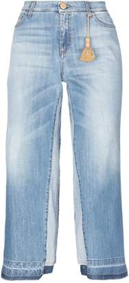 Alysi Denim pants - Item 42752636RH