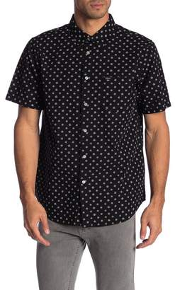 Obey Swindle Printed Short Sleeve Shirt