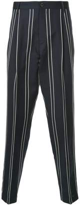 TOMORROWLAND striped tailored trousers