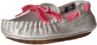 Stride Rite Girls' Moccasin Slipper