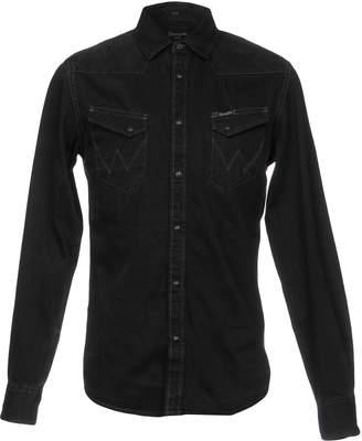 Wrangler Denim shirts - Item 42630890