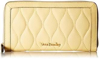 Vera Bradley Rfid Quilted Georgia Wallet Wallet