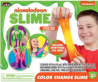 Nickelodeon Cra Z Art Color Change Slime Kit