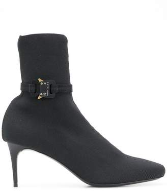 Alyx round toe ankle boots