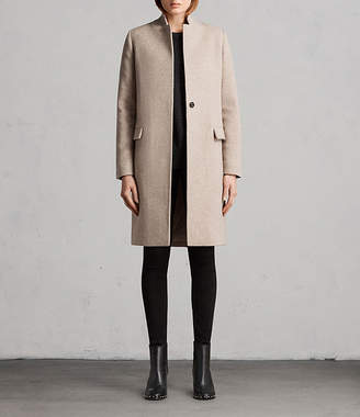 AllSaints Evelyn Comet Coat