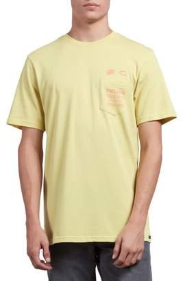 Volcom Luxxxury Graphic Pocket T-Shirt