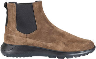 Hogan Elasticated Ankle Boots