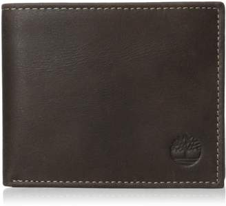 Timberland Men's Cloudy Passcase, Tan