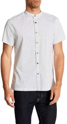 Kenneth Cole New York Bowling Short Sleeve Regular Fit Shirt