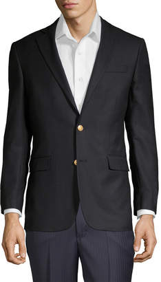 Brooks Brothers Solid Sport Jacket