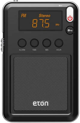 Eton Grundig Mini Compact Edition Am Fm Shortwave Radio