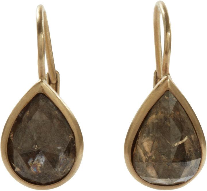 Anaconda Brown Diamond Gwyneth Earrings