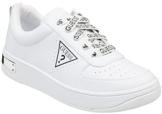 Guess Hype Logo Low-Top Sneakers