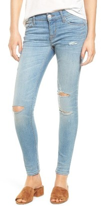 Women's Hudson Jeans Krista Ankle Super Skinny Jeans $225 thestylecure.com