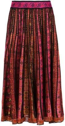 Cecilia Prado Nádia knit midi skirt