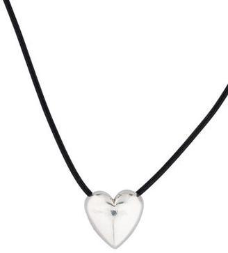 Tiffany & Co. Heart Pendant Necklace $95 thestylecure.com