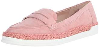 Nine West Women's VERYCOLD Suede Boat Shoe