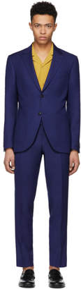 Tiger of Sweden Navy Lamonte 5 Suit